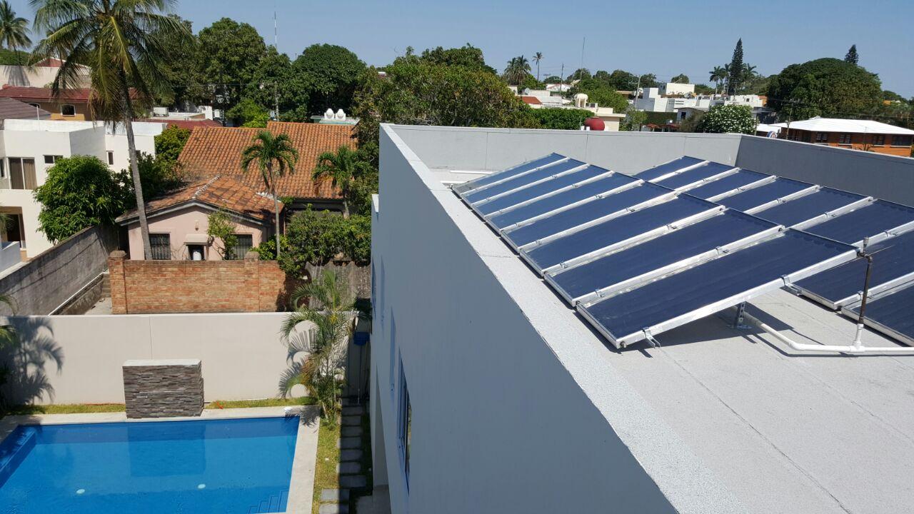 Instalación realizada en Tampico
