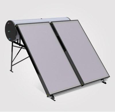 Calentador solar por efecto termosifón